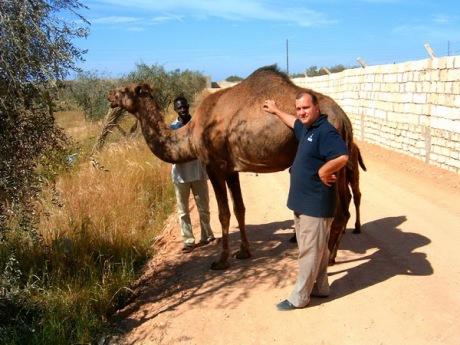 Adam, ja, kamila i kamilče.